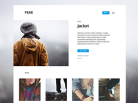 Peak WooCommerce Theme Dev