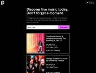 Gigsdeep website