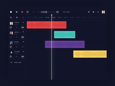 Jam session app