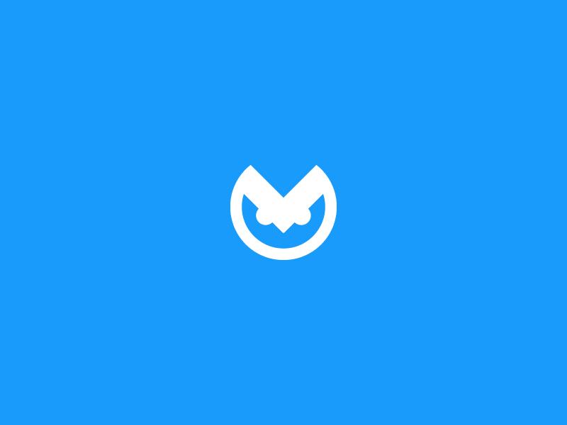 Daily Logo #5 Driverless Car Logo by Rachouan Rejeb on Dribbble