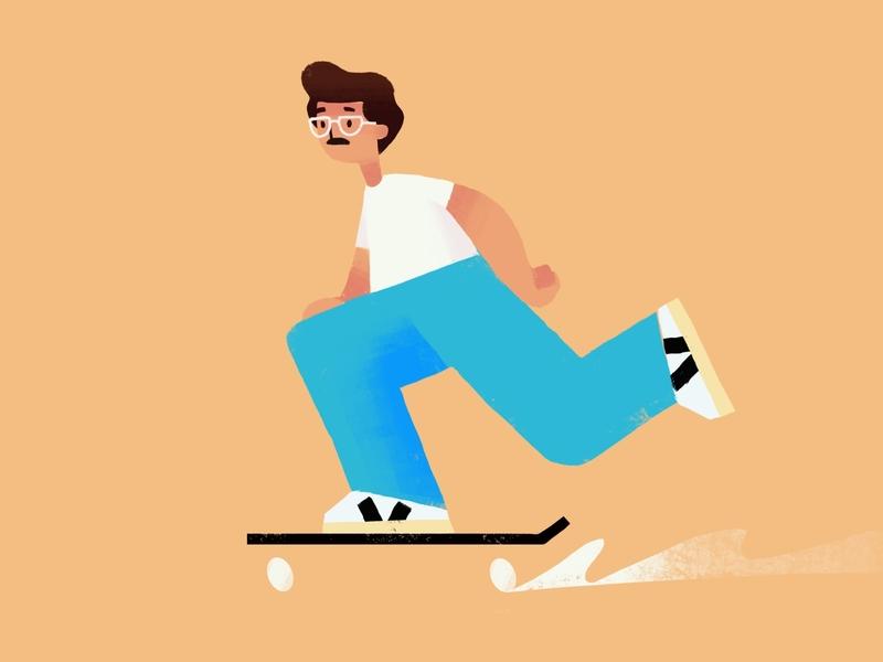 I miss skating