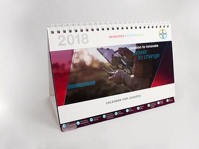 what day is it again? | calendar for leaders branding layout print calendar