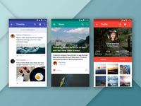 Material app