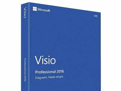 Microsoft Visio 2016 Free Download