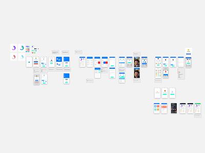 Screens screens screens mockup design ux ui