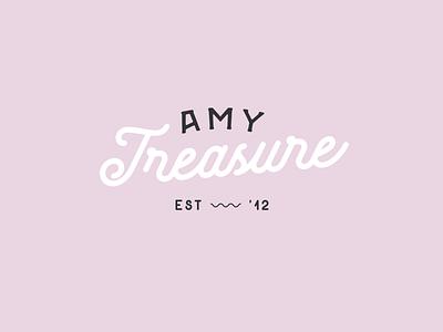 Amy Treasure pudding brand food blogger recipes blogger branding expert graphic designer brand identity design logo design brand identity