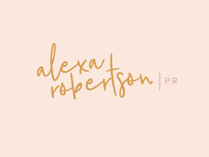 Alexa Robertson.