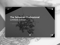 Sebastian Professional Limited Edition