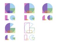 LG logo concepts