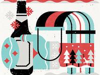 Asahi Christmas Card