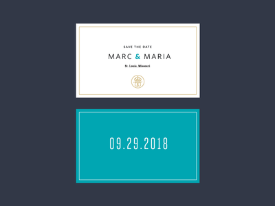 Save The Dates print typography save the dates invitations wedding