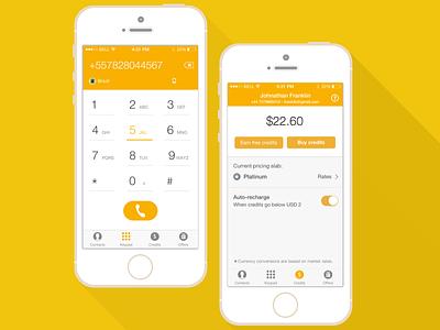 Ringo - Internet-free International Calls international calls app ios cheap mobile calling internet free