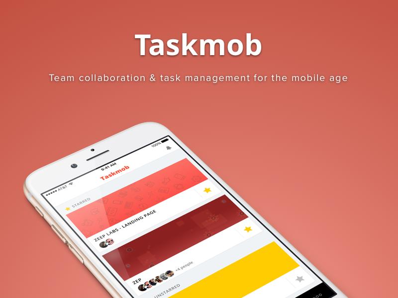 Taskmob calendar chat flat design modern interface app design ui design file sharing direct messages mobile app messaging todos task management