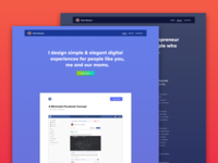 [Personal Website] Pedro Marques