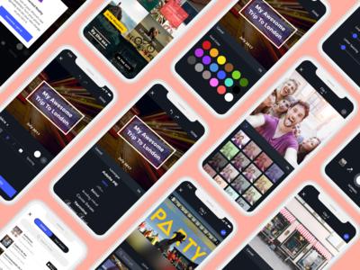 Storymix App
