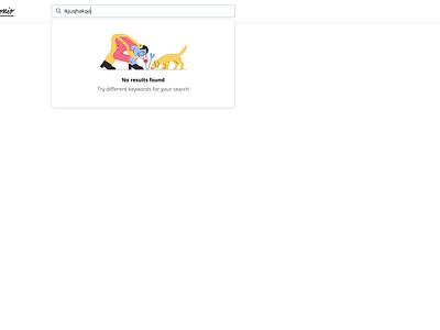 Personio's new search hackaton ux ui desktop web clean link new interface component design system minimal design team personio search box search bar search