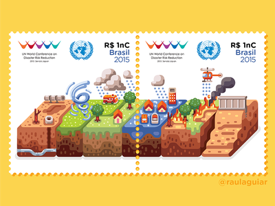 Mail Stamp - Correios correios stamps stamp illustration vector