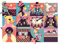 Pocket Carnaval Poster
