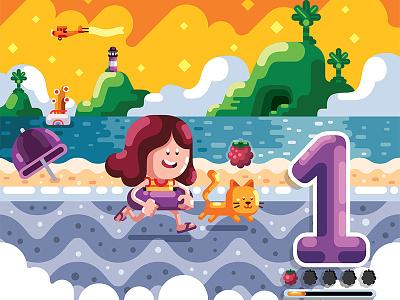 Buriti School Book Cover #1 childrens books illo animation illustration character study character design editorial illustration