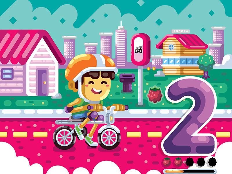 Buriti School Book Cover #2 childrens books illo animation illustration character study character design editorial illustration