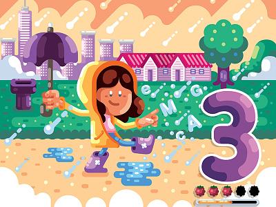 Buriti School Book Cover #3 childrens booksrens books illo animation illustration character study character design editorial illustration