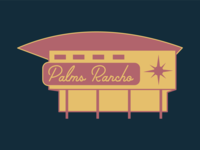 Palms Rancho Dingbat
