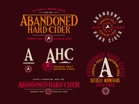 Abandoned Hard Cider Badges