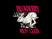 Huckberry Run Club