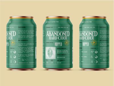Abandoned Hard Cider