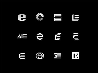 E Monograms