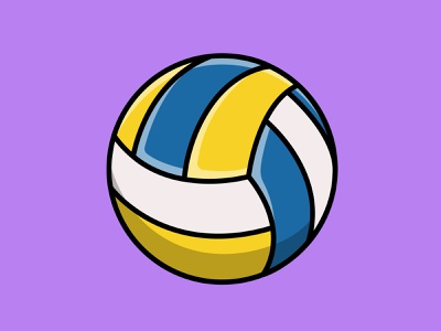 Volley Ball card