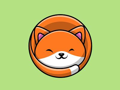 Cute Cat happy
