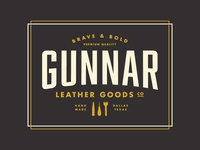 Gunnar Logo - 2 color version