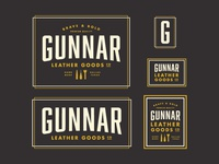 Gunnar Logo Exploration