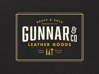 Gunnar Leather Goods - Approved version