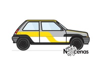 Renault Super5 Rally