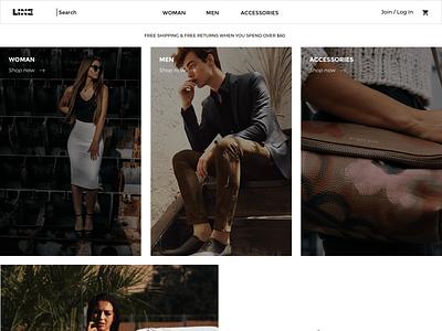 Ecommerce Site portfolio work clothing swim fashion web website design webdesign website ecommerce design ecommerce design ui