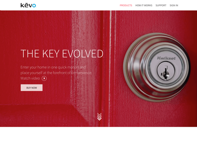 Kevo Store web website design web design webdesign branding website portfolio business redesign design ui
