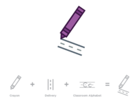 Crayons to Classrooms Logo
