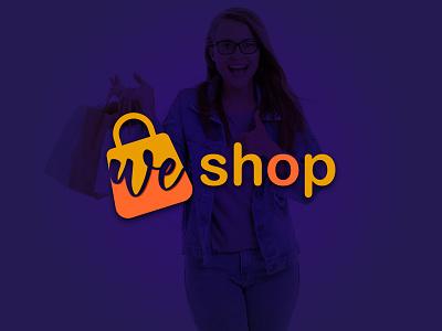 weshop logo logo design modern logo fashion logo illustration luxury logo professional logo custom logo design creative design trendy design logo folio 2021 women fashion fashion logo logo maker flat logo logo design service