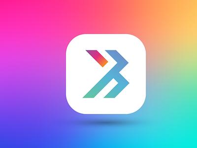 KODABO APP ICON ux ui illustration branding design vector logo minimal illustrator app logo modern app icon app icon graphic design