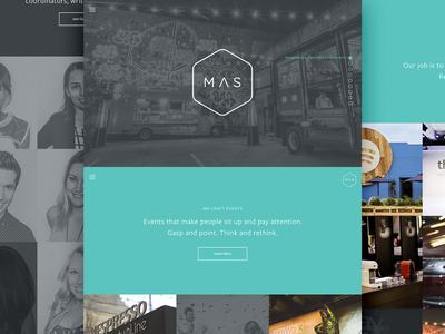 MAS – Website