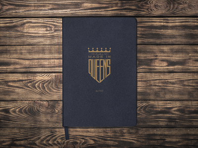 Made In Queens Notebook