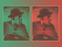 Eric Krasno Band Poster Design