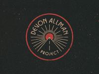 Devon Allman Project Logo