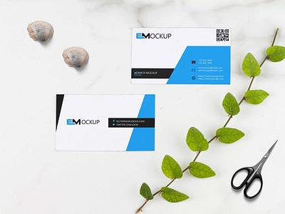 Free Business Card Mockups mockups businesscard design 3d logo ui new free free mockup