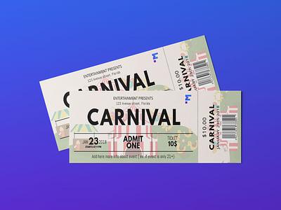 Freebies Ticket Design Mockup ticket design design free ui branding illustration free mockup new psd mockup