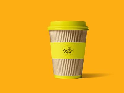 Chai Cup Mockup cup design teacup drink mockup design cup tea chai