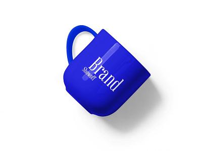 Brand Show Off Mug Mockup ui logo illustration premium psd mockup psd free free mockup design brand new show latest brandnew cup mug