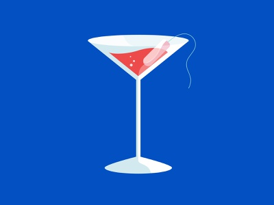 Refinery29 blood tampon coctail drink refinery29 period woman gif after effects vector 2d animation graphics motion graphic design motion freelance character design animation illustration 2d